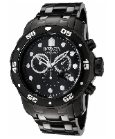 Invicta Aviator Chronograph Gunmetal 17204 Men's Watch| Bold and iride