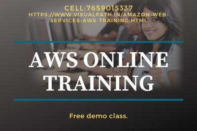 Best AWS certification training | AWS Online Training in Hyderabad, India