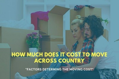 How Much Does it Cost to Move Across Country