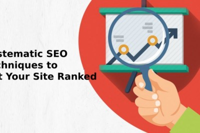 Reveal Systematic SEO Techniques to Get Your Site Ranked