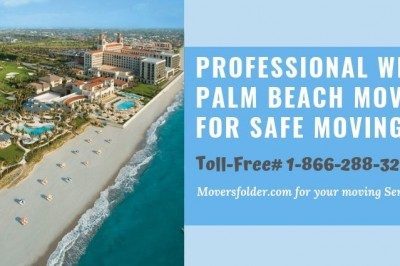 West Palm Beach Movers for Safe and Secure Moving Company Services