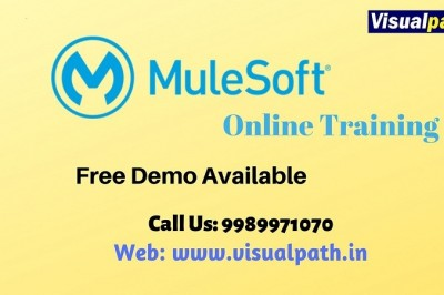Mulesoft Online Training | Best Mulesoft Training in Hyderabad