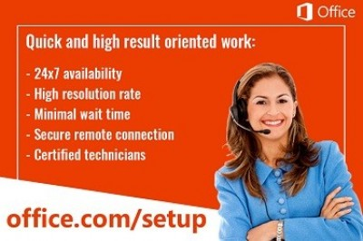 Download and Install Office Setup on your pc