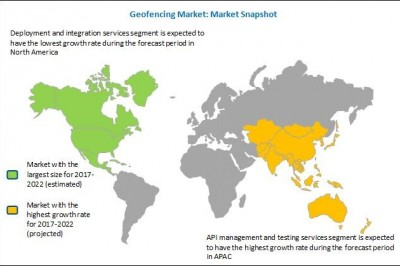 Geofencing Market Insights by Leading Companies and Emerging Technologies till 2022
