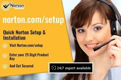 norton setup  - Norton Antivirus is a product