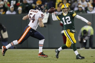 Packers vs. Bears Live