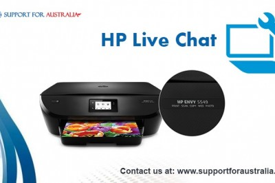 HP Live Service & Live Chat for Offline Error