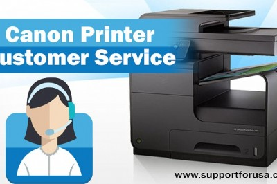 Termination of Errors with Canon Customer Service