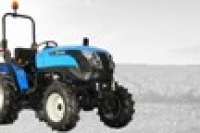 The Compact Utility Tractor