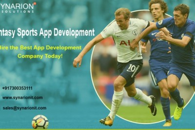 Creating a successful Fantasy Sports App Development
