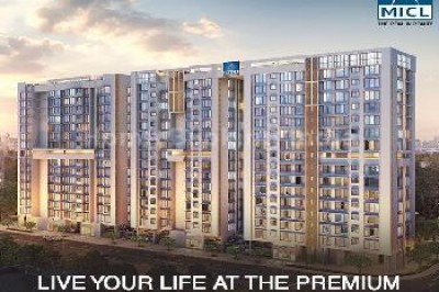 1 BHK, 2 BHK, 2.5 BHK, 3 BHK flats in Ghatkopar East - Aradhya Nine - Homebookingindia