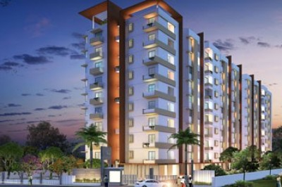 What are the advantages of buying a 2 BHK apartment  in  Chandapura?