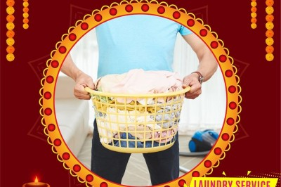 Laundry Service In Delhi , Clothes Washing , Laundry And Ironing | Klikly.com