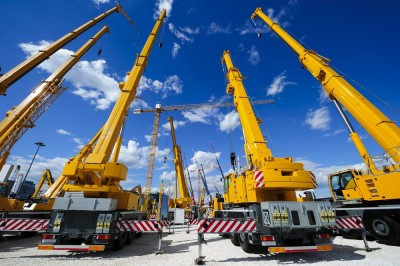 Authorised Crane Supplier in Dubai, UAE