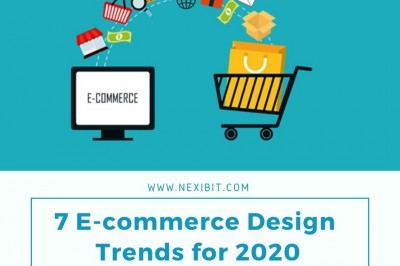 7 Ecommerce Design Trends for 2020