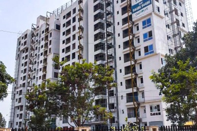 Flats for sale in Thanisandra- CoEvolve Northern Star