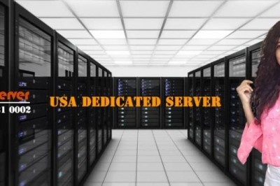 USA Dedicated Server Hosting and VPS Server Hosting