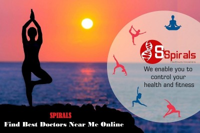 Find Best Doctors Near Me with Spirals