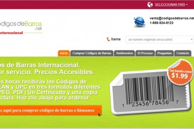 Most efficient ways to comprar código de barras