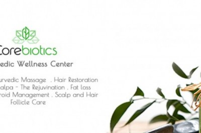 Ayurvedic Massage Centre Dubai, UAE- Corebiotics