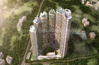 2 BHK, 3 BHK Flat in Parel - L&T Crescent Bay
