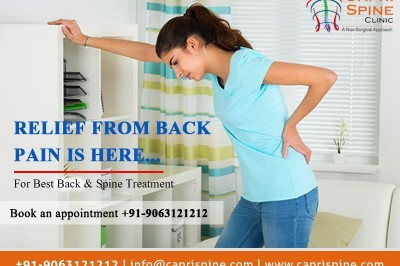 Back Pain Doctor Near me | Back Pain Treatment Specialist