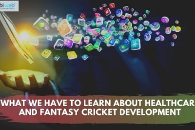 What We Have to Learn About Healthcare And Fantasy Cricket Development