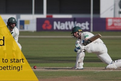 How do I get to start with cricket betting? | Livebid