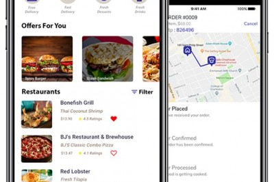 GrubHub Clone - Budget solution for your new food delivery service