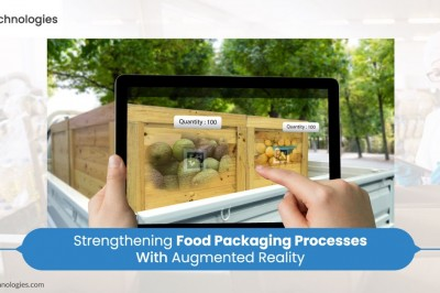 Improving Food Packaging Processes With Augmented Reality