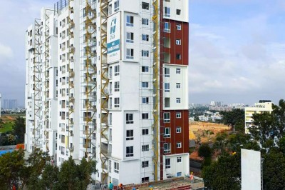 2 BHK Apartments For Sale In Thanisandra Bangalore, Amenities, Location - CoEvolve Northern Star