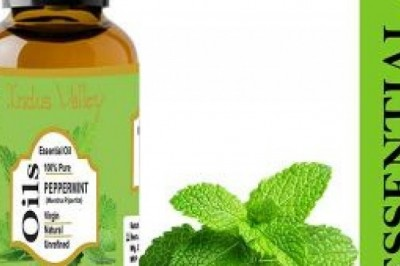 Amazing benefits of peppermint essential oil