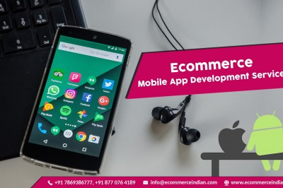eCommerce App Design Services INDIA