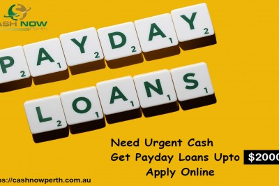 Payday loans in Australia - For Urgent Cash