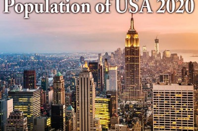 USA Population in 2020